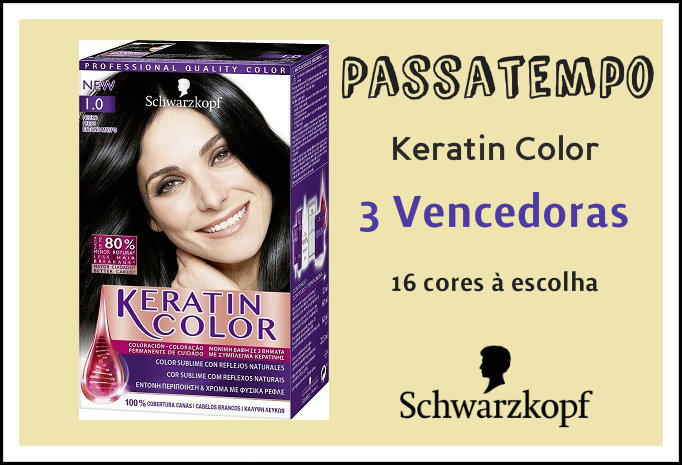 Passatempo Keratin Color